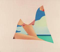 Tom Wesselmann, Seascape Dropout, 1982