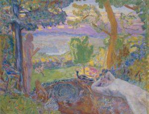 Pierre Bonnard, Paradiso Terrestre, 1916-1920