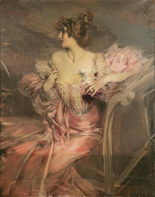 Giovanni Boldini, Ritratto di Marthe de Florian , 1888