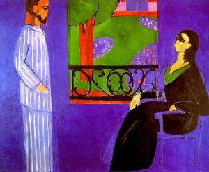 Henri Matisse, Conversazione, 1911