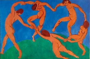 Henri Matisse, La danza, 1909