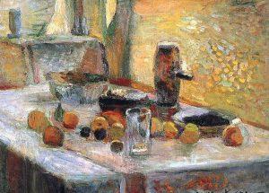 Henri Matisse, Natura morta con arance, 1899