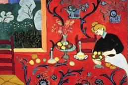 Henri Matisse, Armonia in rosso, 1908