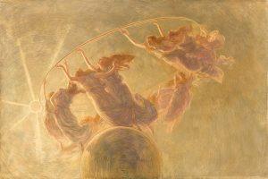 Gaetano Previati,La danza delle ore, 1891