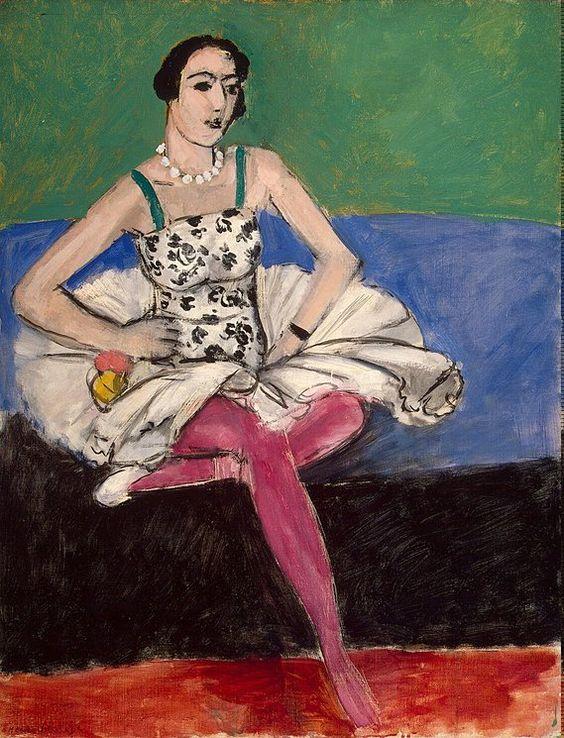 Henri Matisse, Ballerina, 1927