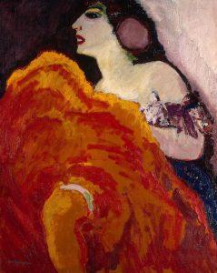 Kees van Dongen, La ballerina in rosso, 1907