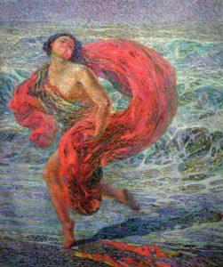 Plinio Nomellini, Gioia, 1913-1914