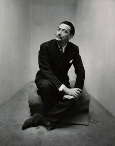 Irving Penn, Salvador Dalì, 1947