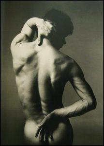 Richard Avedon, Rudolf Nureyev, Parigi 1961