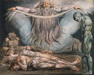William Blake, La casa della morte, 1795-1805