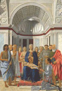 Piero della Francesca, Pala di Brera, 1472