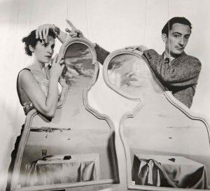 Cecil Beaton, Gala e Salvador Dalí, 1935