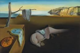 Salvador Dalí, La persistenza della memoria, 1931