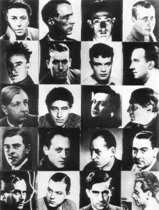 Man Ray, Scacchiera surrealista, 1934