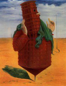 Max Ernst, Ubu Imperator, 1923