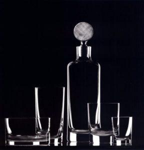 Adolf Loos, Servizio di cristalli per Lobmeyr, 1929