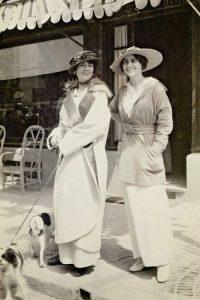 Coco Chanel, Deauville, 1913
