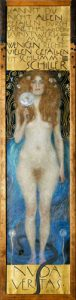 Gustav Klimt, Nuda Veritas, 1899