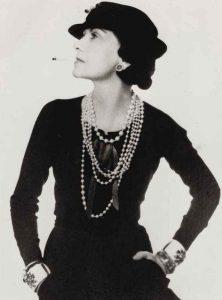 Man Ray, Ritratto di Coco Chanel, 1930