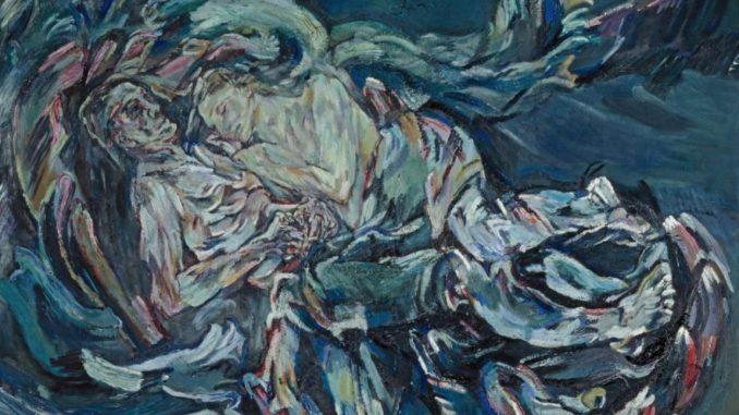 Oskar Kokoschka, La sposa del vento, 1914