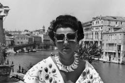 David Seymour Peggy Guggenheim