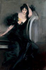 Giovanni Boldini, Ritratto di Lady Colin Campbell, 1894