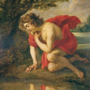 Jan Cossiers, Narciso, XVII secolo