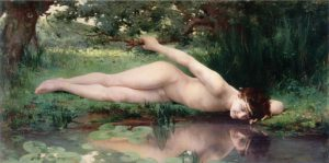 Jules Cyrille Cave, Narciso, 1890