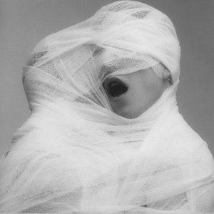 Robert Mapllethorpe, Bianco garza, 1984