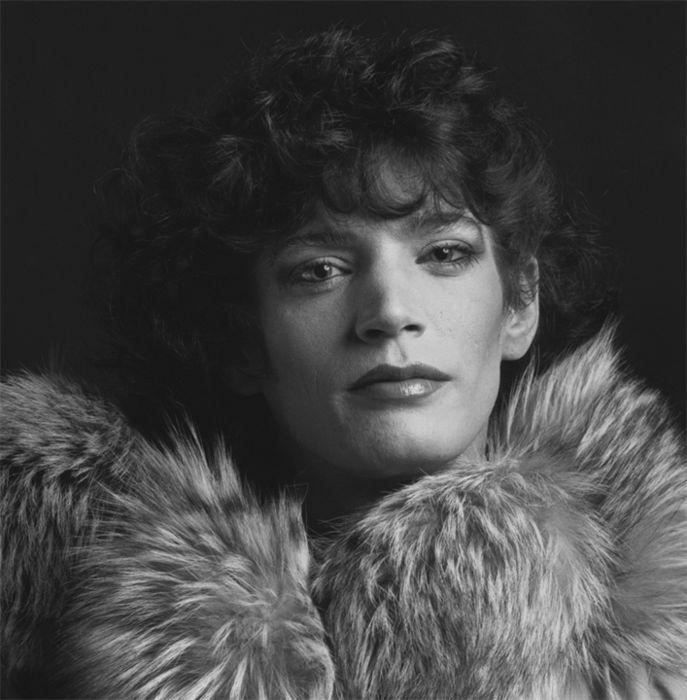 Robert Mapplethorpe, Autoritratto, 1980