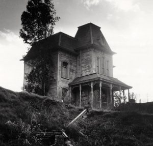 Casa di Psyco, 1960