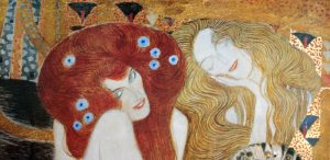 Gustav Klimt, Fregio di Beethoven dettaglio