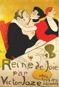 Henri de Toulouse-Lautrec, Reine de Joie, 1892