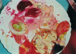 Martin Parr, dalla serie British Food, 1995
