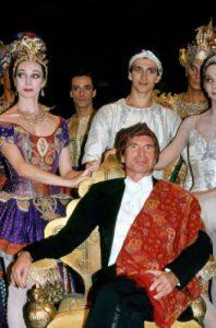 Rudolf Nureyev, Opera di Parigi, 8 ottobre 1992