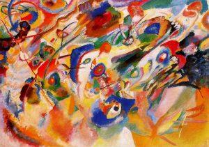 Vasilij kandinskij, Composizione VII, 1913