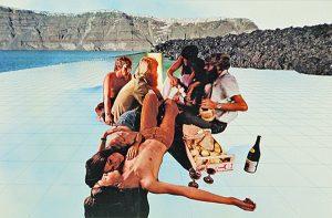 Superstudio, L'Isola felice, 1971