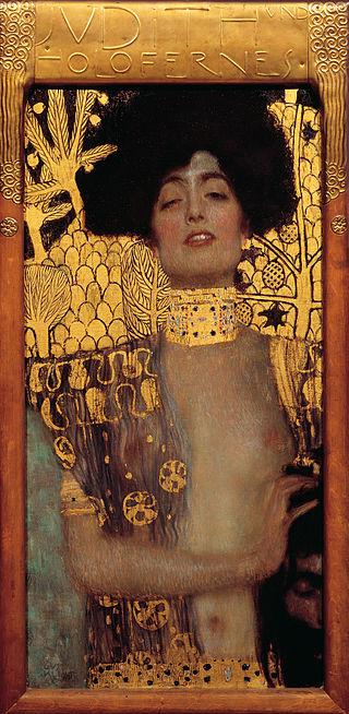 Gustav Klimt, Giuditta I, 1901