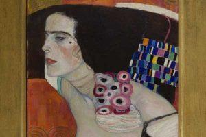 Gustav Klimt, Giuditta II, 1909