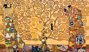 Gustav Klimt, L'albero della vita, 1909