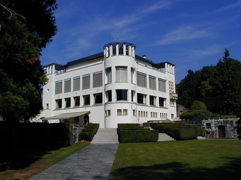 Adolf Loos, Villa Karma, Montreux, 1903-1906