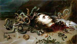 Pieter Paul Rubens, Medusa, 1618