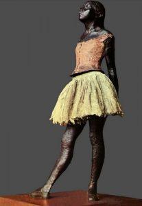 Edgar Degas, Piccola ballerina di quattordici anni, 1878-1881