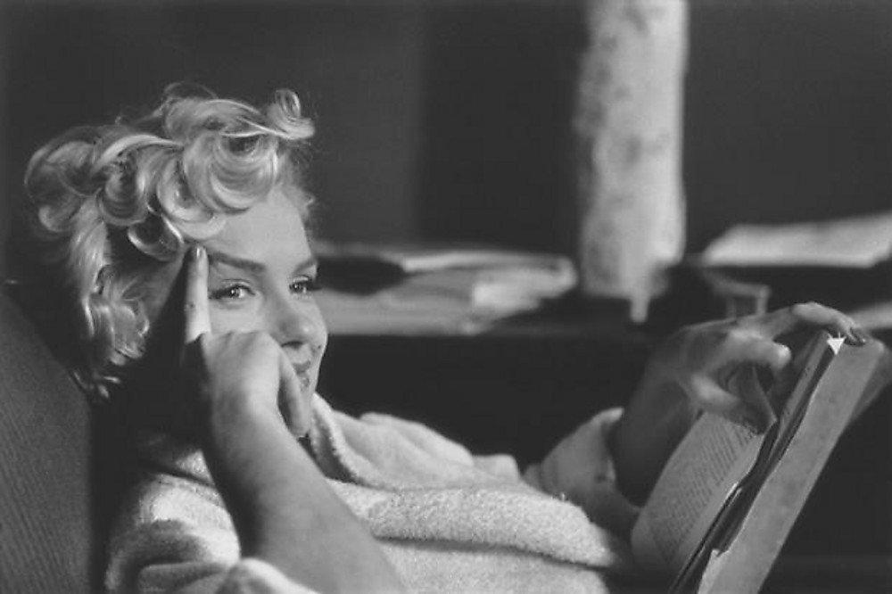 Elliott Erwitt, Marilyn Monroe, New York, 1956