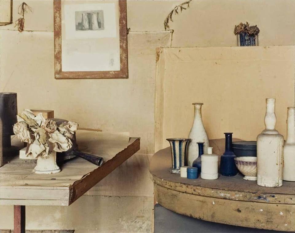 Luigi Ghirri, Atelier Morandi, 1992