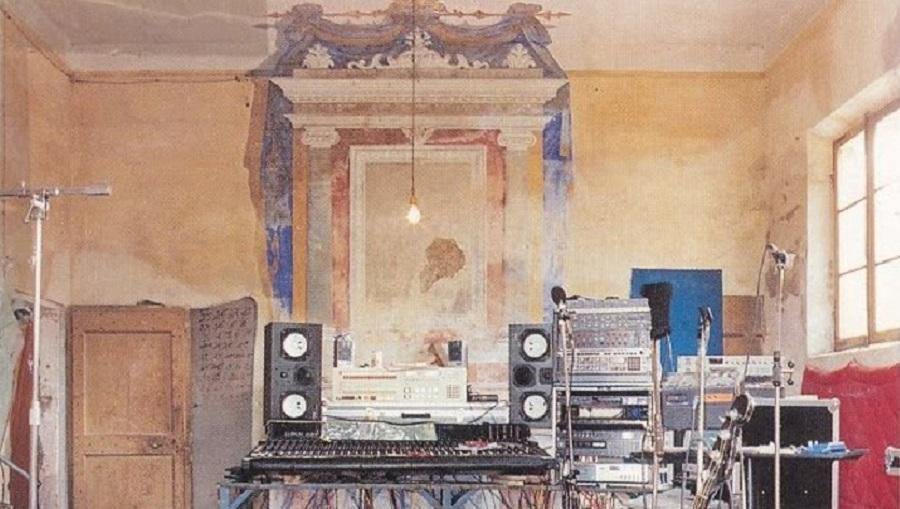 Luigi Ghirri, Copertina per l'album del CCCP Fedeli alla linea, dettaglio, 1990