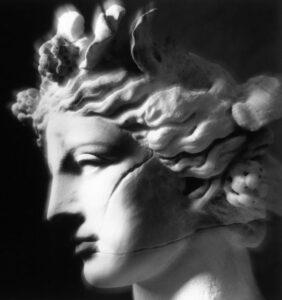 Mimmo Jodice, Apollo da Baia, 1993