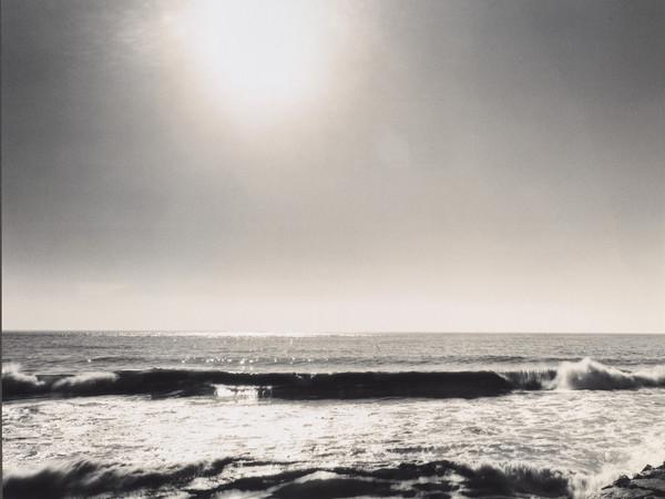 Mimmo Jodice, Mare Mediterraneo, dalla serie Mediterraneo, 1990-1995