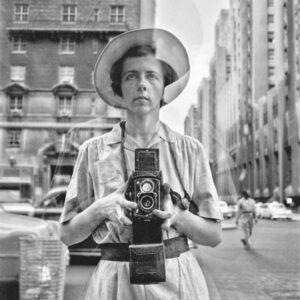 Vivian Maier, Autoritratto, Senza data