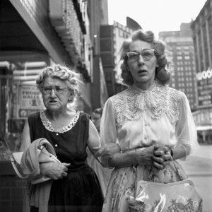 Vivian Maier, Chicago, 1961